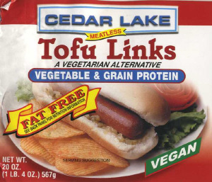 Tofu Links Image